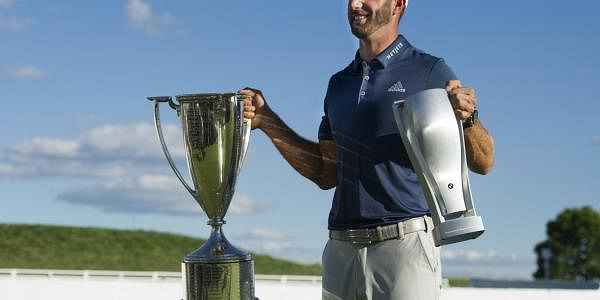 Dustin Johnson-AP
