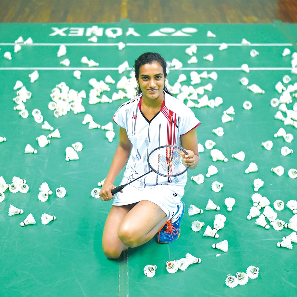 Interview with India's badminton star PV Sindhu: I would like to finish among the top six in 2014