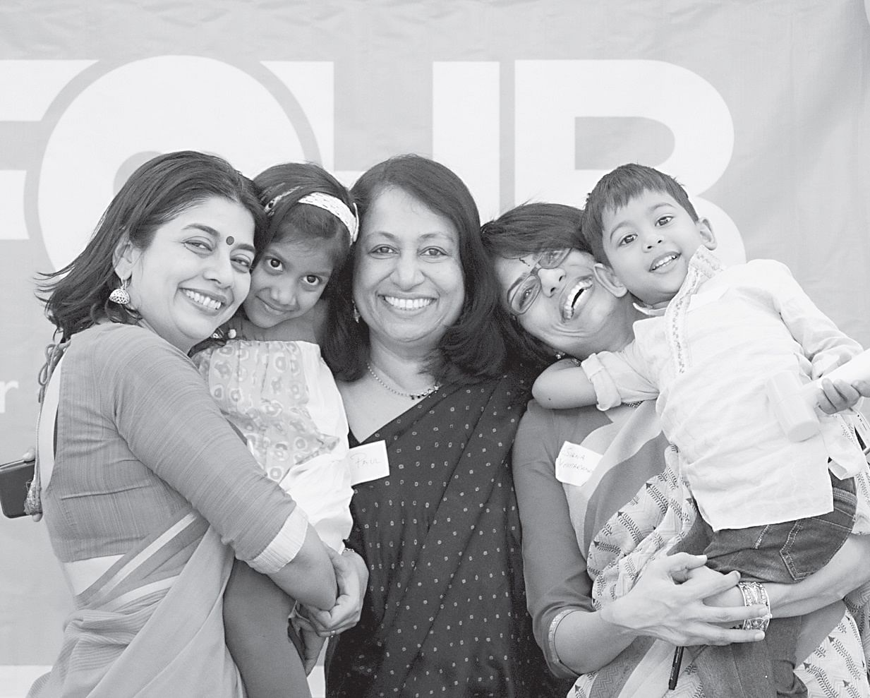 Bengaluru: Adoption Is Not The Last Option But A Choice Of How You Want To  Make Your Family, Says A Group Of Adoptive Parents, For And Of Heart Baby