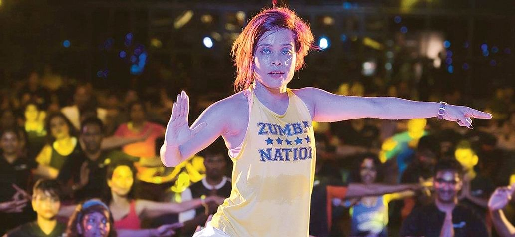Zumba Your Way To Fitness- The New Indian Express