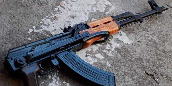 Ak 74 Assault Rifle Wallpaper