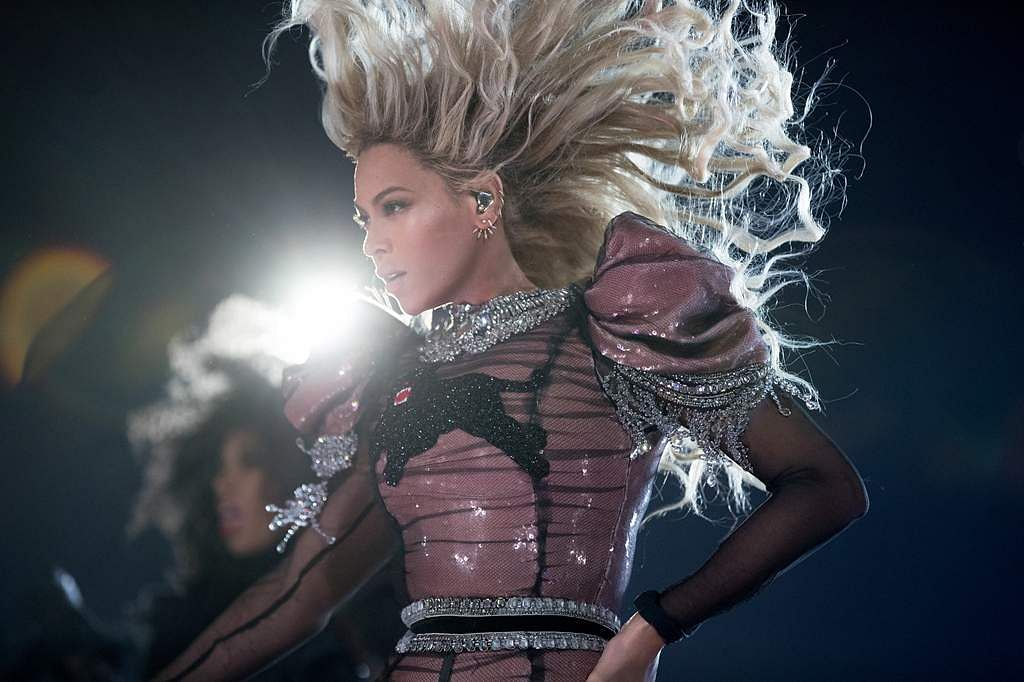 Beyonce S Formation World Tour The New Indian Express
