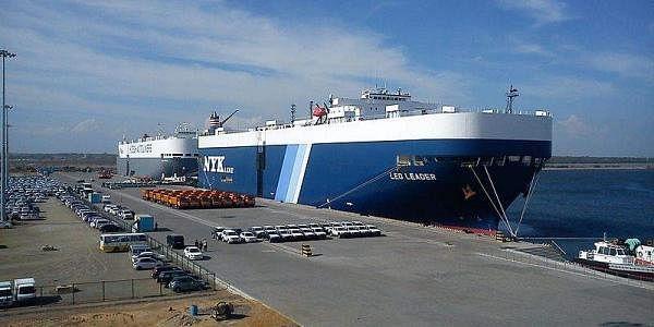 Hambantota port in south Sri Lanka. (File photo)