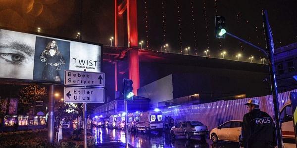 Istanbul Attack-AP