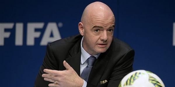 FIFA President Gianni Infantino. (File | AP)