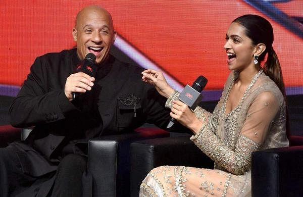 'xXx: Return of Xander Cage' marks Deepika Padukone's Hollywood debut. (Photo | PTI)