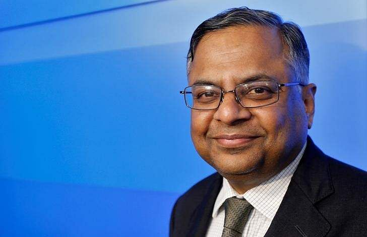 Tata chooses N Chandrasekaran as next chairman