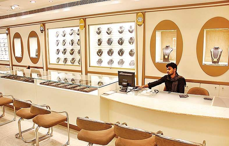 Most Jewellery Stores In City Remain Deserted Post The Currency Ban EPS