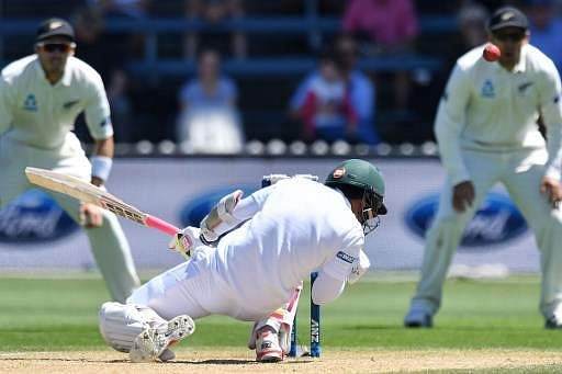 New Zealand produce Test record turnaround to beat Bangladesh