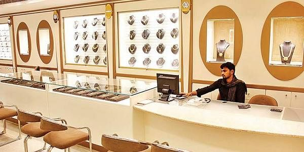 Cash Transactions In Gold Shops A Thing Of The Past The New Indian Express