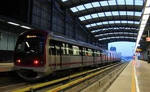 Bangalore Metro. (File photo)