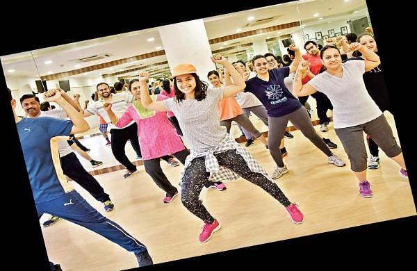 Zumba Fitness Version 2.0- The New Indian Express