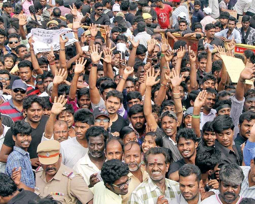 Tamil Nadu assembly unanimously passes Jallikattu Bill to end ban