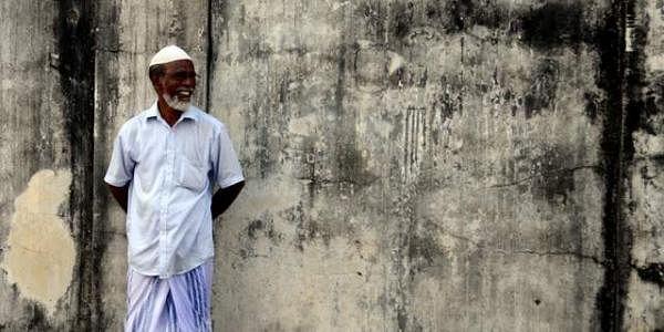 An East Sri Lankan Muslim. (File photo)