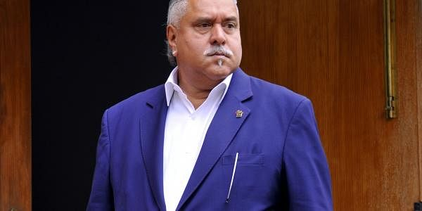 Vijay Mallya. (File photo | EPS)