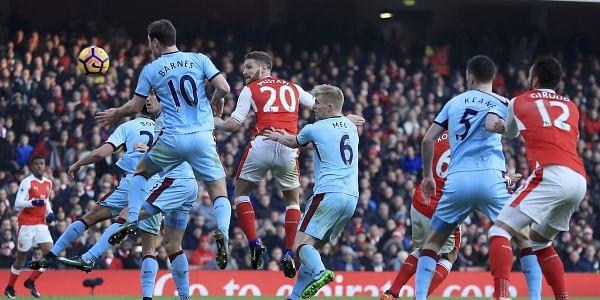 Arsenal-AP