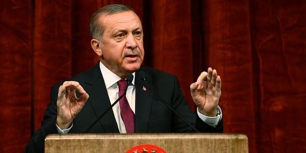 Turkey President Recep Tayyip Erdogan. (AP)