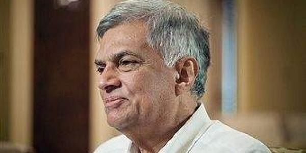 Sri Lanka PM Ranil Wickremesinghe. (File photo)