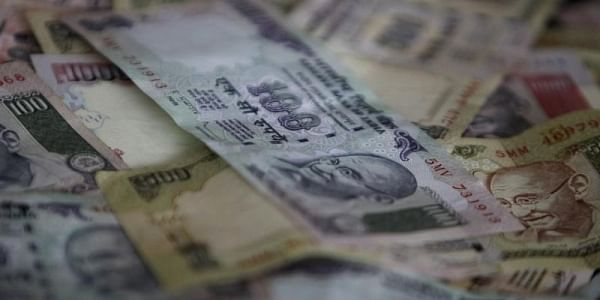 Indian currency. (File Photo | Reuters)
