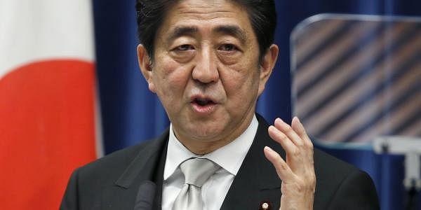 Japan's Prime Minister Shinzo Abe (File | AP)