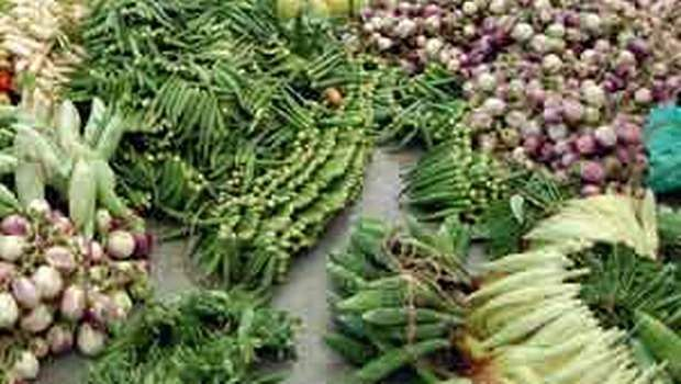 Vegetables- File Photo