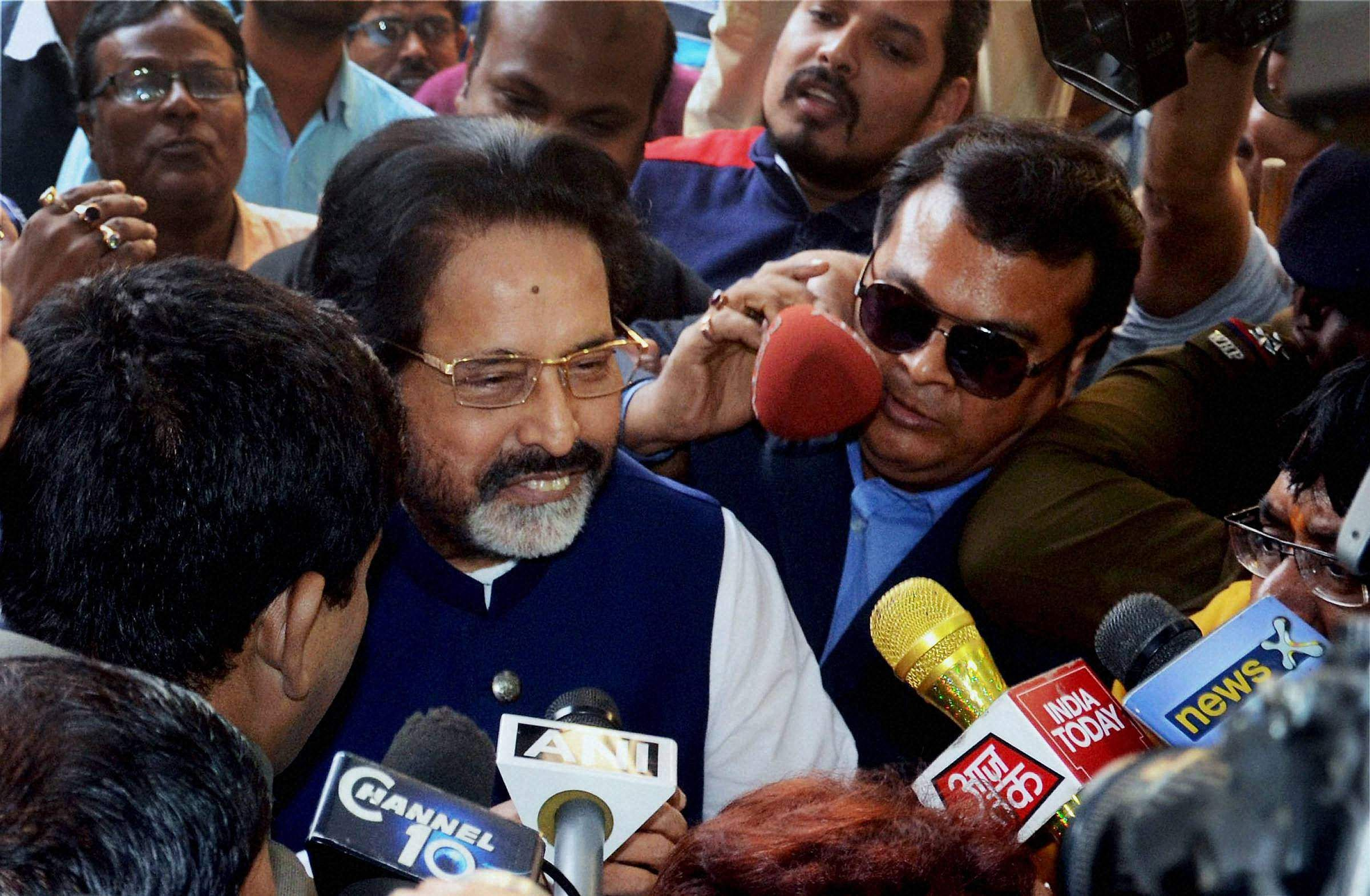 Will agitate against mamata banerjee for attacking our workers bjp the indian express - Tmc Mp Sudip Bandopadhyay Pti