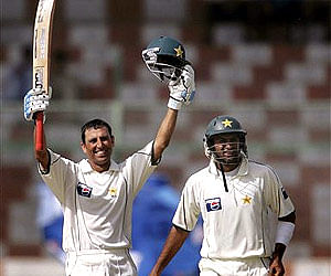 Pakistan cricketer Younis Khan. (File Photo | AP)
