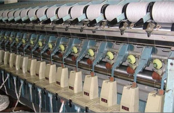 Fall textile industry india