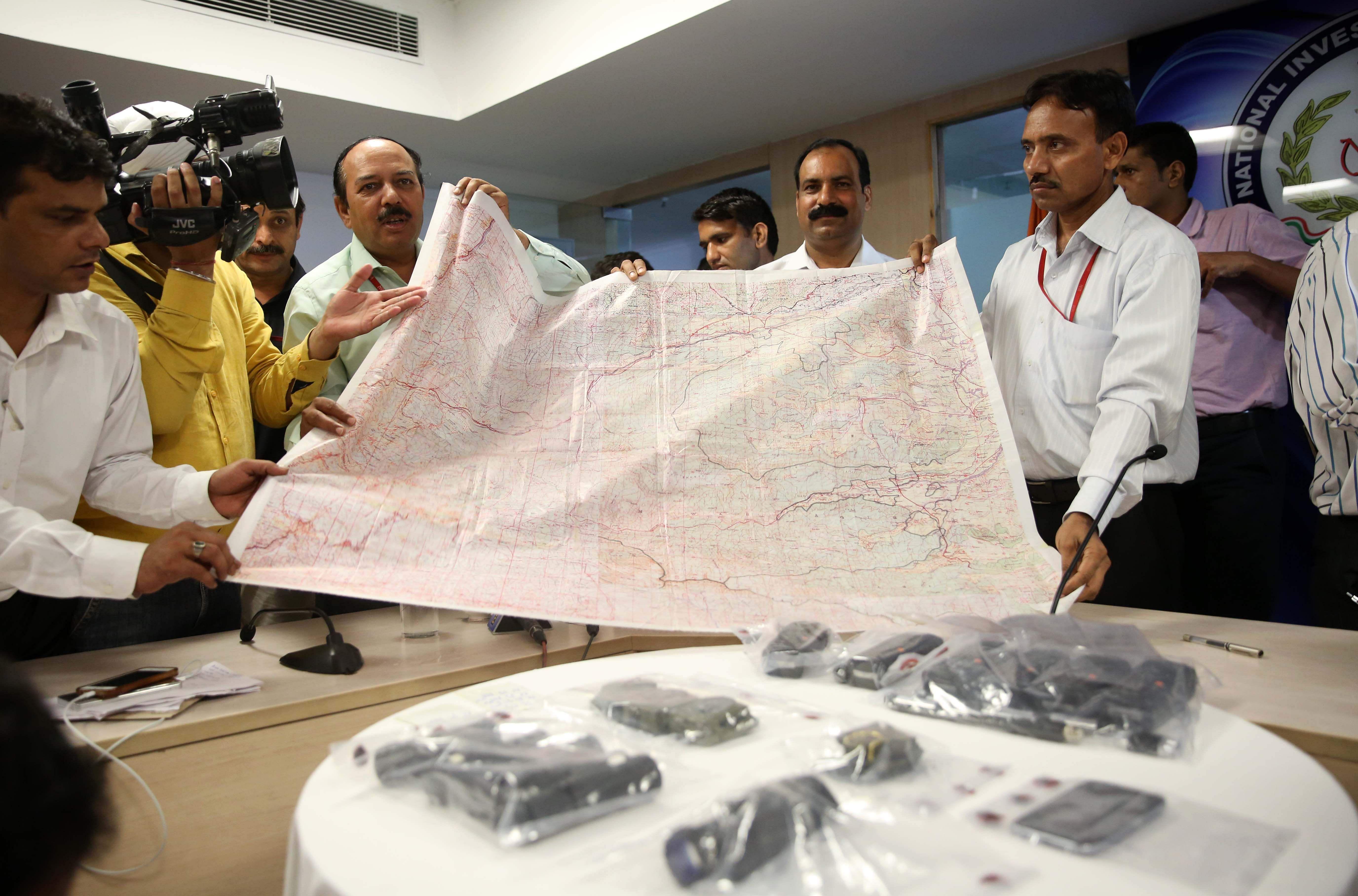 'LeT man was plotting attacks in J&K, Delhi'