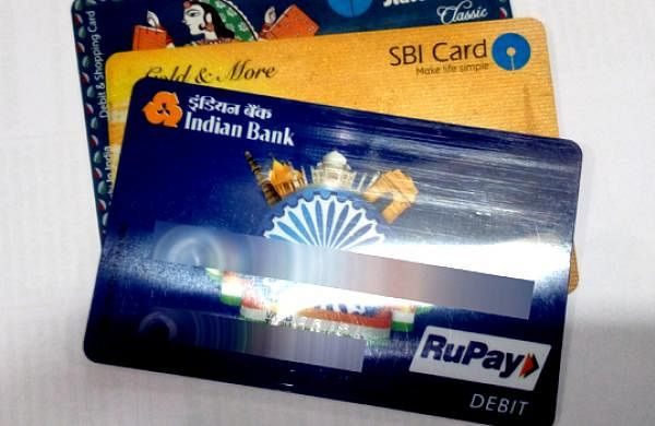 indian bank atm card lost