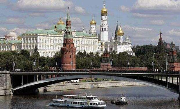 The Kremlin, Moscow. (File photo | AP)