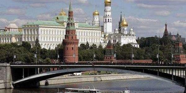 The Kremlin, Moscow. (File photo | AP)