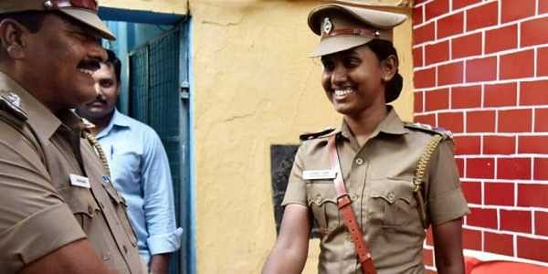 First-ever Indian transgender cop takes charge in Chennai- The New Indian  Express