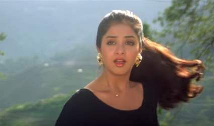 Divya Bharti, the beautiful and talented actress reigned Bollywood during the 90s as diva queen. On April 5, 1993, she fell off the balcony of her fifth floor apartment at Versova in Mumbai. Police investigated the case but later came to a conclusion that it was suicide. However, there were speculations that her husband Sajid Nadiadwala was responsible for her death.  ( Photo | Youtube Screengrab)