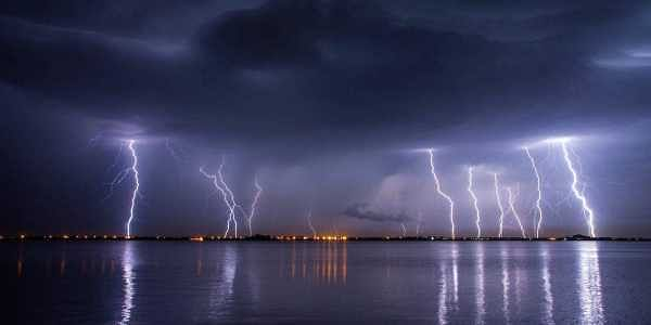 Isolated thunderstorms, heavy rain to continue- The New ... Isolated Thunderstorms