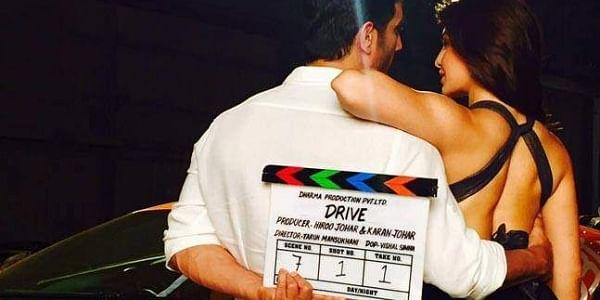Drive, Sushanth Singh Rajput, Jacqueline fernandez
