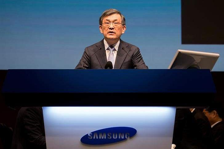 Samsung Elec says Q3 operating profit likely almost  tripled from yr ago