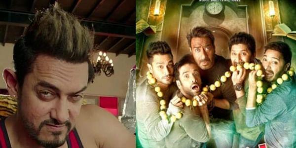 Aamir Khan, Rohit Shetty, Diwali films, clash, Ajay Devgn, Shakti Kumarr