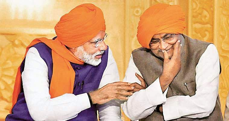 Modi, Nitish To Share Dais For First Time After Patch-Up