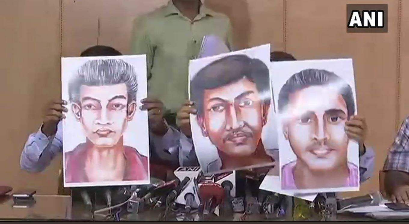 Gauri Lankesh murder: SIT reveals sketches of suspects