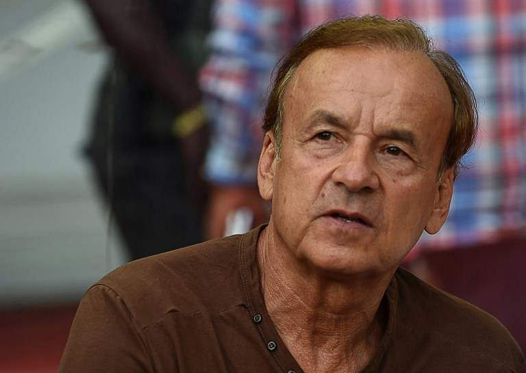Russian Federation 2018: Rohr excited as NFF confirms England friendly for Eagles