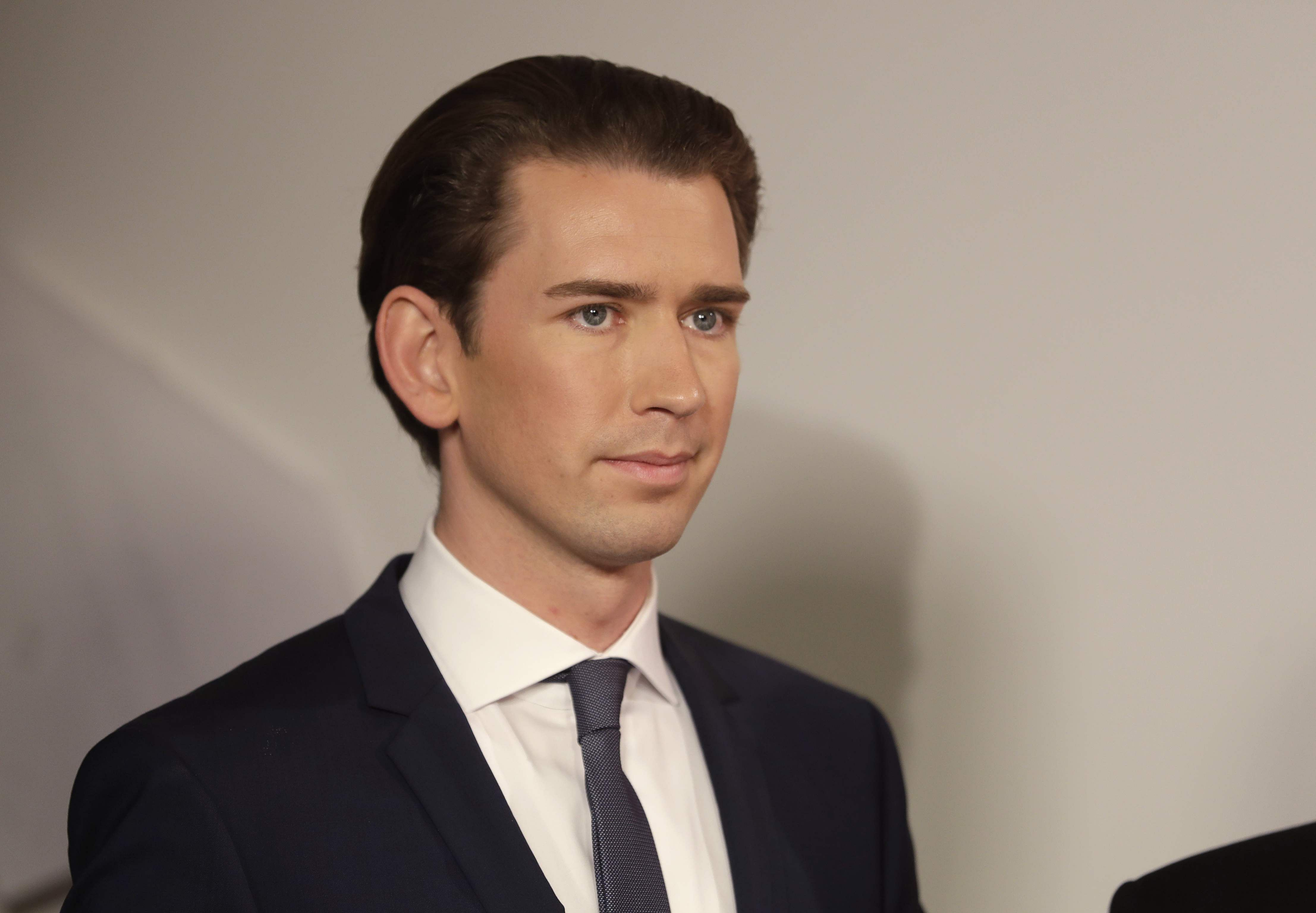Austrian Election Winner Sebastian Kurz Prepares for Talks form Government