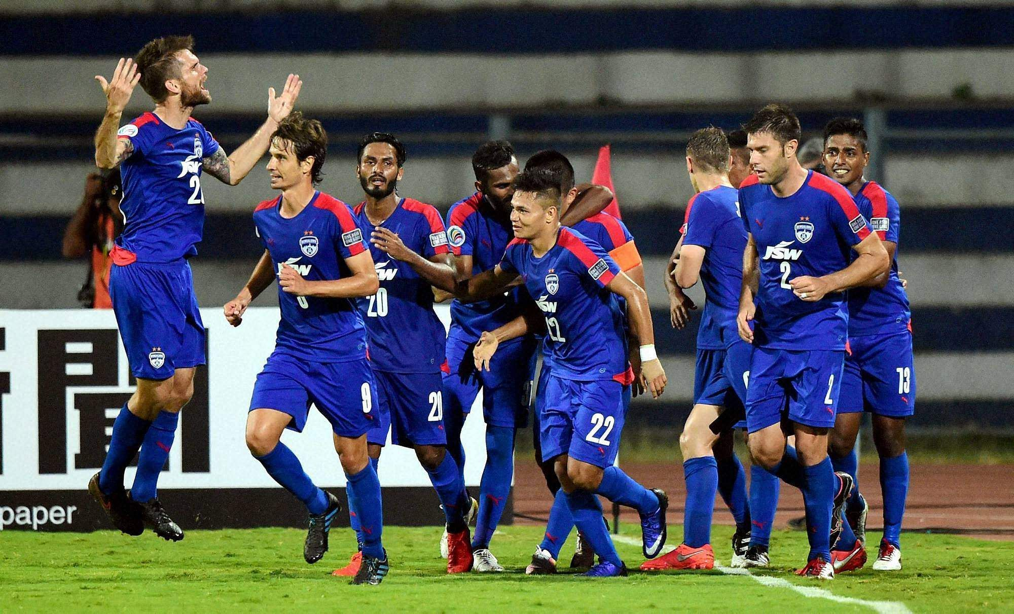 Bengaluru FC Exits Tournament
