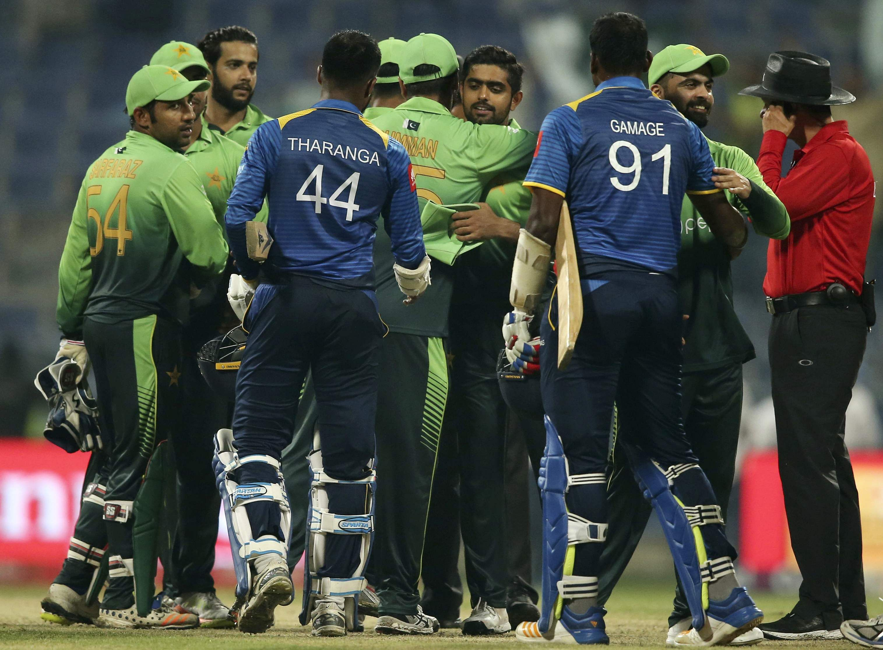 Hasan Ali Inspires Pakistan to Yet Another ODI Win Over Sri Lanka