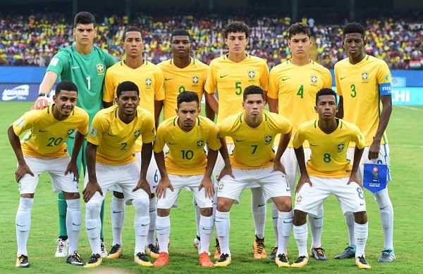 Team Brazil. (Express Photo)