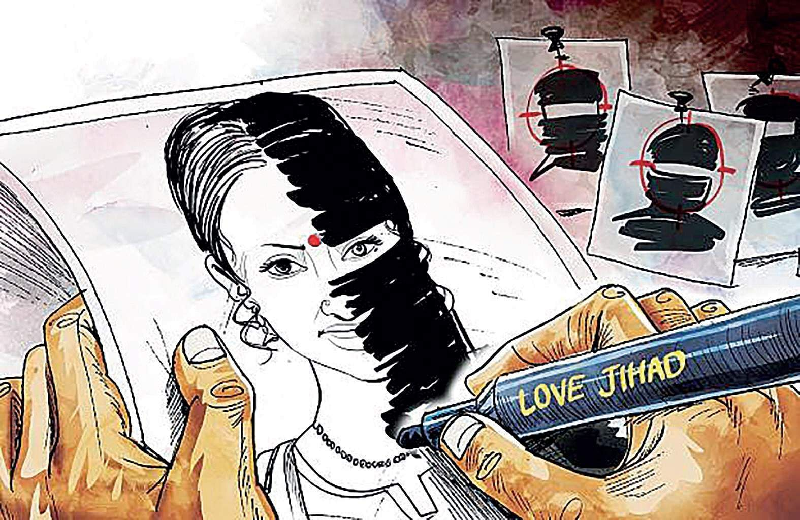 Not all love marriages are 'love jihads': HC