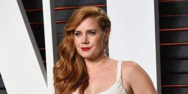 Adams says she began educating herself after the Sony hack in 2014 that revealed she and actress Jennifer Lawrence were paid much less than their male counterparts in 'American Hustle'. (Photo   Associated Press)