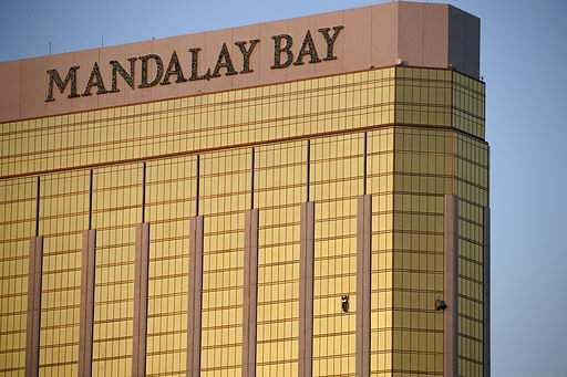 Las Vegas festival shooting victims file lawsuit against organisers