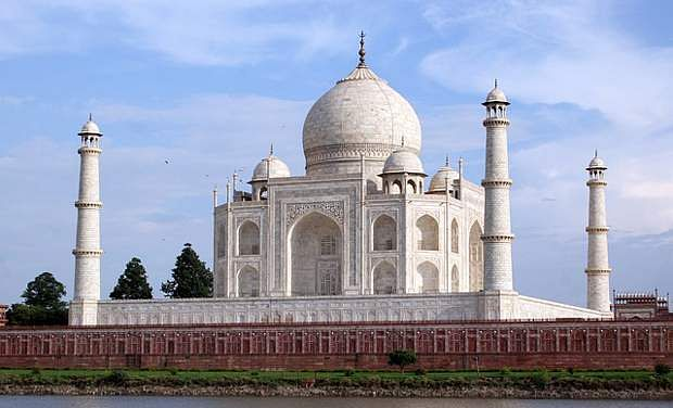 UP BJP spokesperson says Taj Mahal is 'controversial'; Was a Shiv Temple