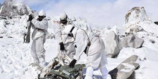 The armed forces have remained  consistent in pursuing cleanliness over the three years. (Northern Command, Indian Army   Twitter)